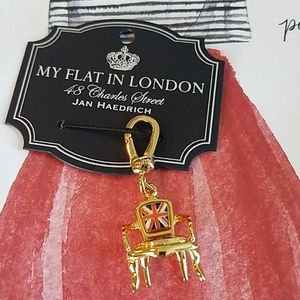Authentic My flat in London Charm New with tag